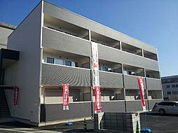 福岡県福岡市城南区片江1丁目の賃貸アパートの外観