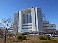 仙台市立病院へ...