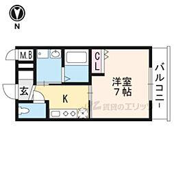 JR東海道・山陽本線 桂川駅 徒歩7分の賃貸マンション