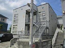 コーポ鳳[2階]の外観