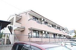 愛知県日進市竹の山4丁目の賃貸マンションの外観