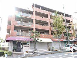 ファミーユ百合[3階]の外観