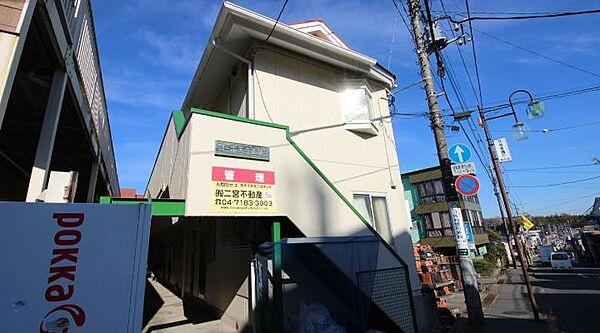 コーポ天子山NO3 1階の賃貸【千葉県 / 我孫子市】