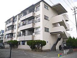 山崎コーポ[301号室]の外観
