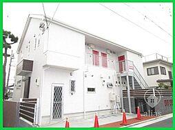 BiBi HOUSE[2階]の外観