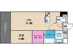雑餉隈駅 6.9万円