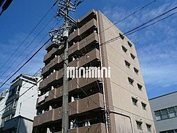 松原メイトマンション[3階]の外観