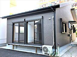 黒川貸家[1階]の外観