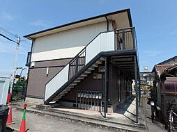 兵庫県加古郡播磨町東本荘2丁目の賃貸アパートの外観