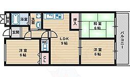 新金岡駅 6.5万円