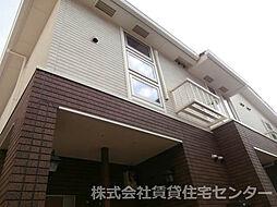 JR紀勢本線 和歌山市駅 徒歩23分の賃貸アパート