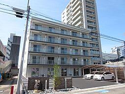 栃木県宇都宮市東宿郷5丁目の賃貸マンションの外観