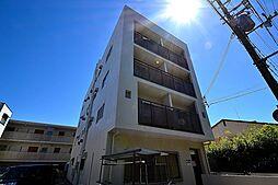 兵庫県神戸市灘区岩屋中町1丁目の賃貸マンションの外観
