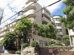 兵庫県神戸市東灘区鴨子ヶ原1丁目の賃貸マンションの外観