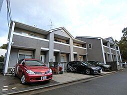 メルベーユ摂津[2階]の外観