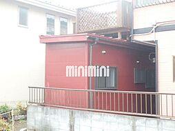 コーポくら家B棟[1階]の外観