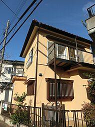 永田貸家[2階]の外観