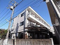 東京都足立区梅島2丁目の賃貸マンションの外観