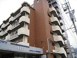 長野県長野市柳町の賃貸マンションの外観