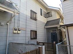 [テラスハウス] 東京都調布市菊野台2丁目 の賃貸【東京都 / 調布市】の外観