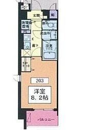 グレイス大須[3階]の間取り