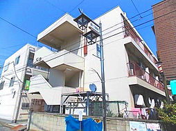 板橋マンション[105号室]の外観
