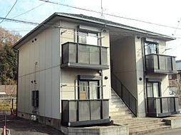 滋賀県大津市瀬田5丁目の賃貸アパートの外観