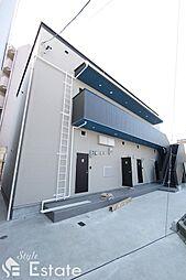 A・CORSO 八田[2階]の外観