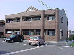 広島県福山市多治米町4丁目の賃貸マンションの外観