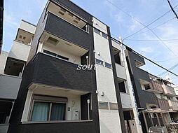 フジパレス若江岩田[3階]の外観
