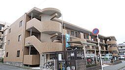 埼玉県鶴ヶ島市富士見2丁目の賃貸マンションの外観