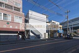 サクシード東湊町[1階]の外観