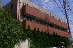 アンプルールフェール上永谷[1階]の外観