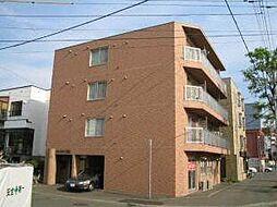 ロータリー円山[4階]の外観