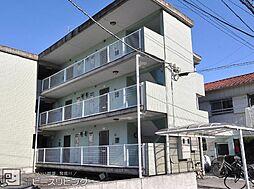 徳島県徳島市南庄町2丁目の賃貸マンションの外観