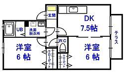 籠原駅 5.5万円