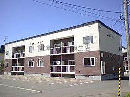 グリーンフィールドII[2階]の外観