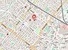 地図,3LDK,面積96.28m2,賃料18.2万円,札幌市営東西線 琴似駅 徒歩4分,JR函館本線 琴似駅 徒歩10分,北海道札幌市西区二十四軒四条3丁目