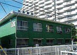 第二グリーンコーポ[103号室]の外観