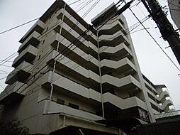 ロイヤルハイツ阿倍野[608号室号室]の外観