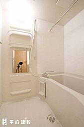 セルビシオの浴室
