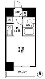 パシフィックニュー豊玉[3階]の間取り
