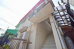 広島県広島市安佐南区中筋3丁目の賃貸アパートの外観写真