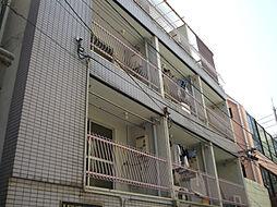 北長狭ダイヤモンドハイツ[3階]の外観