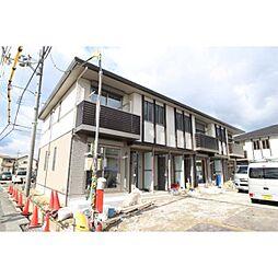 奈良県生駒郡斑鳩町東福寺1丁目の賃貸アパートの外観