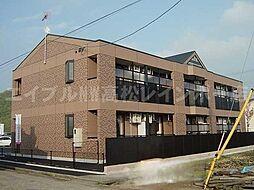 香川県高松市三谷町の賃貸マンションの外観