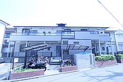 大阪府豊中市玉井町2丁目の賃貸アパートの外観