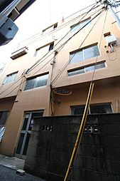 サンビルアパート[3階]の外観