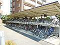屋根付き自転車...