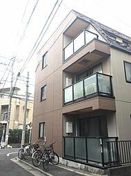 東京都中野区新井3丁目の賃貸マンションの外観